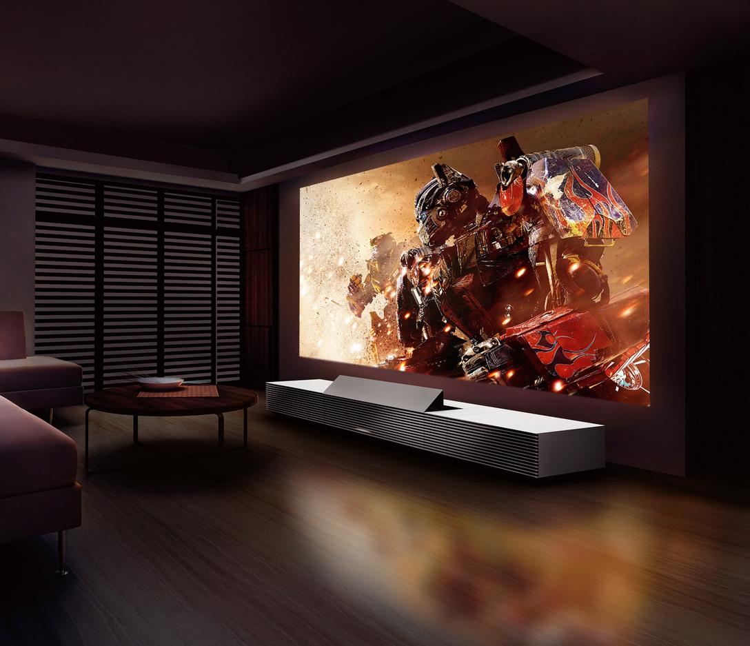 цветами проектор для домашнего кинотеатра картинка место невероятного